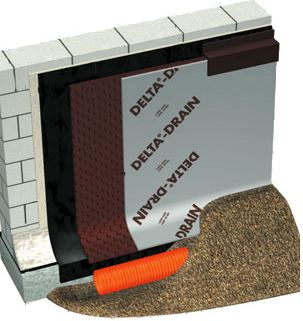 Mybasementdigout for Exterior waterproofing products